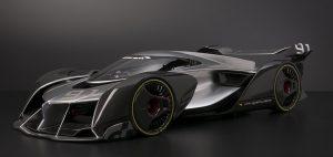 McLaren BC-03. ¿El hyperdeportivo híbrido del videojuego a la realidad?