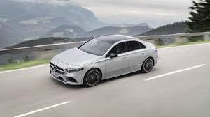 Mercedes Clase A Sedán 2020: Sobrio, elegante y lujoso