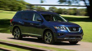 Nissan Pathfinder 2020: presentación