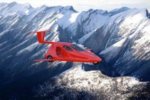 Samson Switchblade: el auto volador con aires deportivos