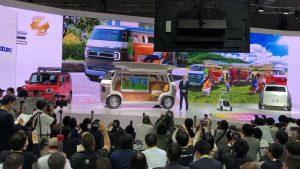 Imágenes del Auto Show de Tokio 2019 (2)
