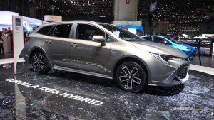 Toyota Corolla Trek 2020: Una versión campera
