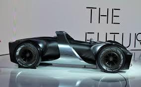 Auto Show de Tokio 2019: Toyota E-Racer Concept, un futuro deportivo eléctrico.