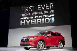 Toyota Highlander Hybrid 2020: Una cuarta generación más eficiente.
