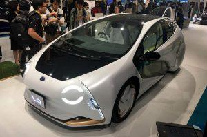 Auto Show de Tokio 2019: Toyota LQ Concept, un auto eléctrico con nivel 4 de conducción autónoma