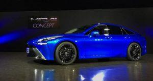 Auto Show de Tokio 2019: Toyota Mirai Concept 2020, ahora en su segunda generación