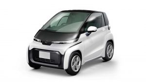 Toyota Ultra-compact, un auto eléctrico ideal para las ciudades
