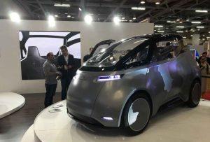 Uniti One 2020, un eléctrico compacto, funcional y de bajo precio.