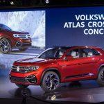 Volkswagen Cross Sport 2020: una nueva variante del Atlas/Teramont que se vuelve SUV Coupé