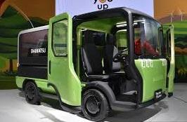 Auto Show de Tokio 2019: Daihatsu TsumuTsumu, un Concept con Dron incluído