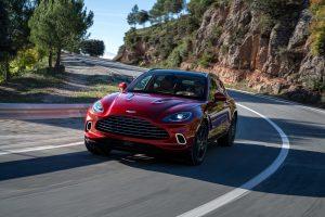 Auto Show de Los Ángeles 2019: Aston Martin DBX 2021, su primera SUV tendrá un V8 y 542 Hp.