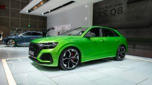 Auto Show de Los Ángeles 2019: Audi RS Q8 2020, la SUV más potente del alemán