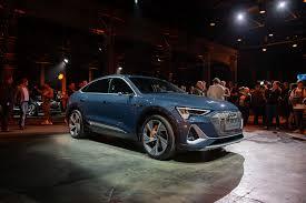 Auto Show de Los Ángeles 2019: Audi e-Tron Sportback 2020, un interesante SUV Coupé