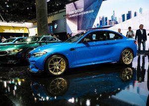 Auto Show de Los Ángeles 2019: BMW M2 CS 2020, el más poderoso de los M2 actuales