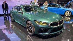 Auto Show de Los Ángeles 2019: BMW M8 Gran Coupé 2020, elegante y radical