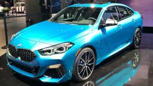Salón de Los Ángeles 2019:  BMW Serie 2 Gran Coupé 2020, el primer compacto, Coupé y Premium de la historia de la BMW.
