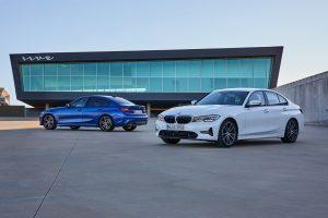 BMW Serie 3 2020: Menor peso y más tecnología