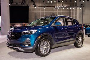 Nueva Buick Encore GX 2020, presentación en México