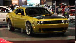 Auto Show de Los Ángeles 2019: Dodge Challenger 50th Anniversary 2020, una especial celebración