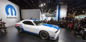 SEMA 2019: Dodge challenger Drag Pack 2020, para regresar al cuarto de milla