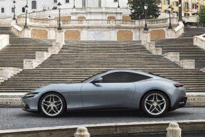 Ferrari Roma 2020: Un Coupé de techo fijo derivado del Portofino