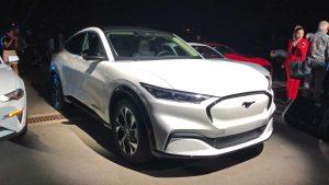 Ford Mustang Mach-E 2021: El Muscle Car ahora también es una SUV eléctrica