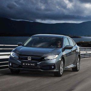 Honda Civic Sedán 2020: Nueva imagen y nuevo motor