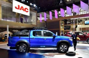 JAC Frison T8 2020: Lista para la aventura
