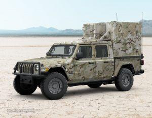 Jeep Gladiator XMT Concept: un gran guerrero