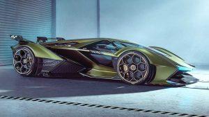 Lamborghini Lambo V12 Vision GT: Un espectacular superdeportivo para Gran Turismo Sport
