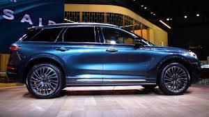 Lincoln Corsair 2020: una hermosa y lujosa SUV.