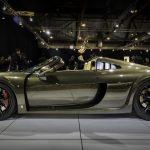 Noble M600 Speedster: Exclusividad y poder a cielo abierto