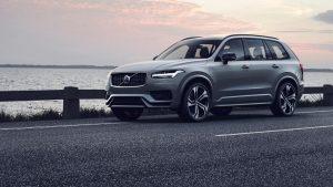 Volvo XC90 2020: Pequeños retoques y más tecnología