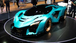 Ajlani Drakuma, un superdeportivo con motor V8 Twin-Turbo de 1,200 CV.