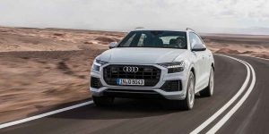 Audi Q8 2020: Una SUV prácticamente perfecta.