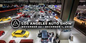 Todas las imágenes del Auto Show de Los Ángeles 2019