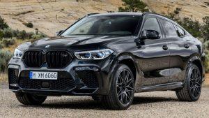 BMW X5 M Competition 2020: Más poder y mayores prestaciones
