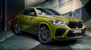 BMW X6 M 2020: más lujo, más potencia y mejor diseño