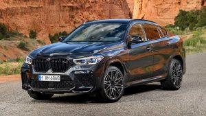 BMW X6 M Competition 2020: 625 CV y grandes prestaciones