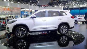 Chery Tiggo 8 2020: Una SUV atractiva y confiable.