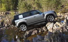 Land Rover Defender 110 2020: Lujoso pero con capacidades off-road