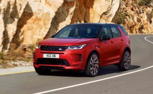Land Rover Discovery Sport MHEV 2020: Presentación