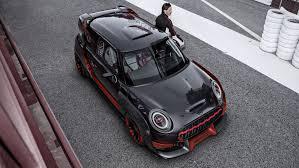 MINI John Cooper Works GP 2020: El MINI más veloz de la historia