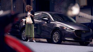 Mazda2 Sedán 2020: Una pequeña actualización