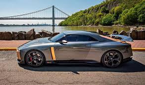 Nissan GT-R50 por Italdesign: Listo para 2020