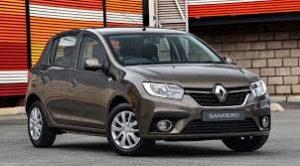 Renault Sandero 2020: un facelift para extender su vida generacional.