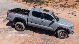 Toyota Tacoma 2020: una Pick Up muy atractiva y bien equipada