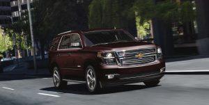 Chevrolet Tahoe 2020: Lujo, potencia y gran espacio interior.