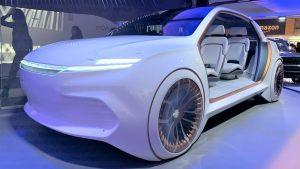 Chrysler Airflow Vision Concept: Así sería el futuro de FCA