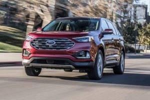 Ford Edge 2020: Elegante, lujosa y cómoda.